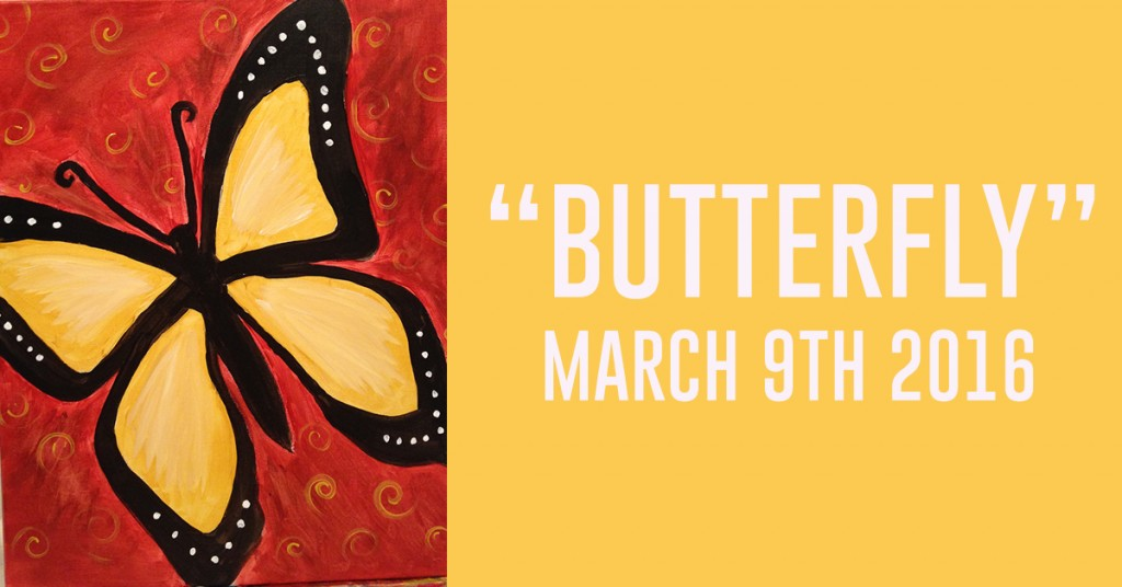 BUTTERFLY_painting