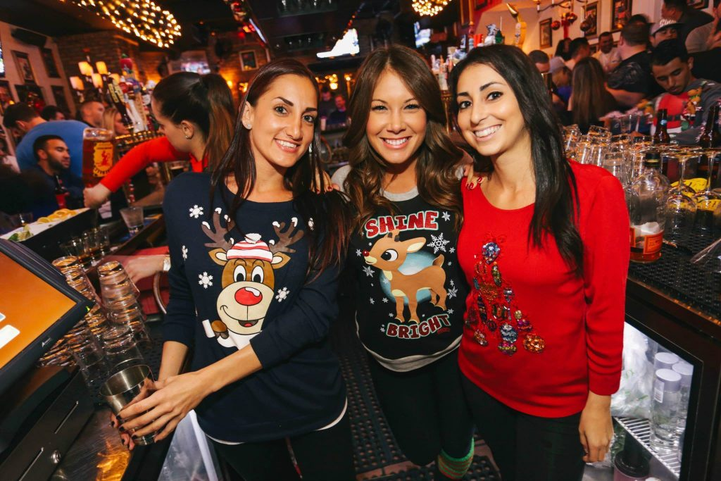 The Ugly Christmas Sweater Party.Ugly Christmas Sweater Party By Lake Nona Social Lake Nona